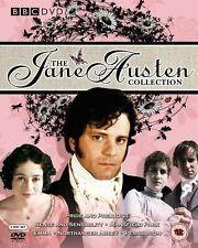 Jane Austen (DVD, 2005, 9-Disc Set, Box Set)