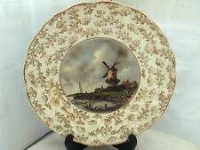 JAMES KENT DECORATIVE PLATE    THE MILL    AMSTERDAM HOLLAND
