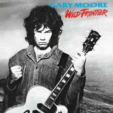 "Gary Moore ""Wild Frontier"" Vinyl LP Record (New & Sealed) Re Issued 20th Jan'17"