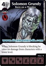 Solomon Grundy Born on a Monday #66 - Justice League - DC Dice Masters