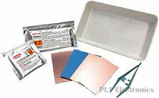 KEMO ELECTRONIC    A200    CIRCUIT BOARD ETCHING KIT                  New