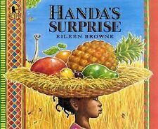 Reading and Math Together: Handa's Surprise by Eileen Browne (2011, Paperback)