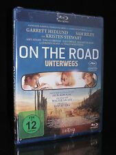 BLU-RAY ON THE ROAD - UNTERWEGS - ROADMOVIE mit KRISTEN STEWART + AMY ADAMS