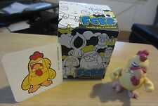 Kidrobot Family Guy KRFG ERNIE THE CHICKEN ?/?? Chase rare KRFG Fighting Ernie