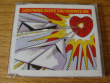 CD Single: Lightning Seeds : You Showed Me