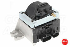 New NGK Ignition Coil For RENAULT R21 2.0 Turbo Quadra Saloon 1990-92