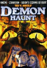 Demon Haunt DVD Region ALL