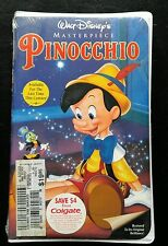 Pinocchio NEW Walt Disney Masterpiece Collection Factory Sealed #2339