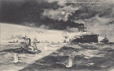 HULL(Yorkshire) : 1904 Russian Outrage on Hull Fishing Fleet -VALENTINE'S