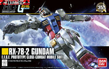 RX-78-2 Gundam Revive 35th Anniversary HG Scale 1/144 Model Bandai