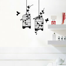 BIRD&CAGE Vinyl Wall Art Deco Sticker Decal GS807