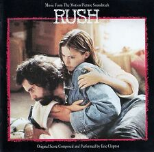 RUSH - MUSIC FROM THE MOTION PICTURE SOUNDTRACK, MUSIC: ERIC CLAPTON / CD