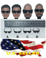 ❶❶ZY Toys 1/6 Scale Sunglasses for Custom Hot Toys T800 Head Sculpt US seller❶❶