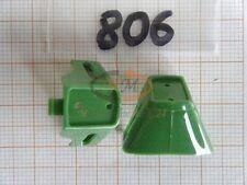 10x ALBEDO Ersatzteil Ladegut Motorhaube MAN Oldtimer 60er grün 1:87 - 0806
