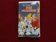 Walt Disney 101 Dalmatians Black Diamond Classics Collection VHS (1992)