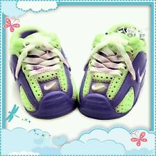 New Hot Baby Trainers Sneakers Shoes Silicone Mould Fondant Shower Cake Topper