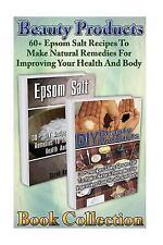 Benefits of Epsom Salt, Uses of Epsom Salt, Natural Remedies for Your Health,...