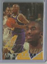 "1996-97 Flair Showcase Basketball Kobe Bryant Rookie Card Row ""0"" Seat 31"