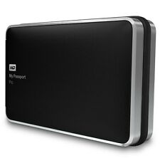 **NEW** WD My Passport Pro 4TB - Thunderbolt - Portable Hard Drive