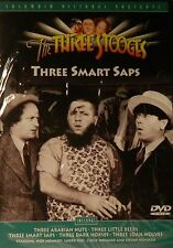 THE THREE STOOGES - THREE SMART SAPS BRAND NEW AND SEALED