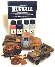 """The Original Rustall... """"RUSTS ANYTHING"""" for all Scales"""