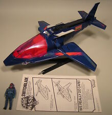 KENNER M.A.S.K. SWITCHBLADE W/ MILES MAYHEM LOOSE AND XLNT/NRMNT COMPLETE 1985