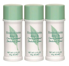 Green Tea by Elizabeth Arden Cream Deodorant 1.5 oz ( Total 4.5 oz) - Pack of 3