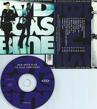 BAD BOYS BLUE-TO BLUE HORIZONS-93-CANADA-RADICAL RECORDS R-QCD 2052-CD-NEW-