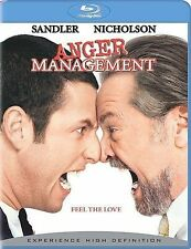 Anger Management (Blu-ray Disc, 2008) - NEW!!
