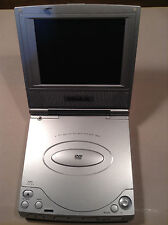 """New listing Mintek Mdp-5860 Portable Dvd Player 5"""" Tft no accessories Main Unit only"""