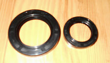 HONDA PILOT FL400R, FL400 ENGINE CRANK SHAFT MAIN BEARING SEALS 89-90,DOUBLE LIP