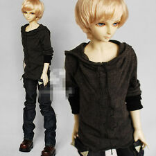 Casual Hooded T Shirt for BJD 1/4 1/3 SD10/13 Uncle Doll Clothes Customized CMB9