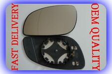 VAUXHALL /OPEL VECTRA C ESTATE 2002-2008 DIRECT DOOR MIRROR GLASS HEATED LEFT