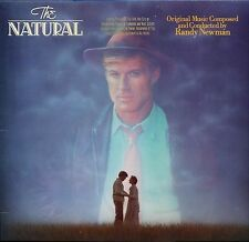 THE NATURAL OST RANDY NEWMAN WB 25116 LP PROMO