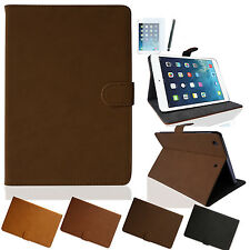 iPad Air 2 Smart Cover Case VELOURS Apple iPad 6 Schutz Hülle Tasche Etui Folie