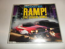 CD  Scooter  ‎– Ramp! (The Logical Song)