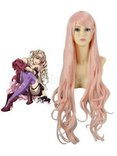 Pink Macross F Sheryl Nome Cosplay Wig