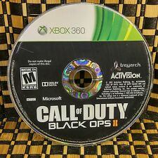Call of Duty: Black Ops II (Microsoft Xbox 360, 2012) NO CASE # 9998