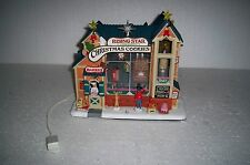 RISING STAR CHRISTMAS COOKIE BAKERY Lemax Christmas Village Building