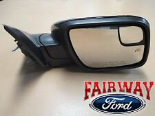 11 thru 15 Explorer OEM Ford RH Passenger Power Heated Turn Signal Puddle Lamp