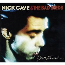 NICK CAVE & THE BAD SEEDS - YOUR FUNERAL… MY TRIAL - NEW CD ALBUM