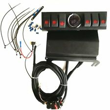 6 Switch Panel with Control & Source System Relay Box Assemblies for JK  07-15