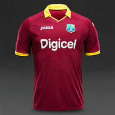 JOMA WEST INDIES CRICKET JERSEY ( Large)