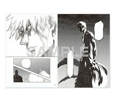 BLEACH Ichigo Planche de Manga reproduction officielle Dessin Draw Poster Papier