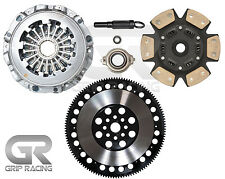 GRIP STAGE 3 RACING CLUTCH KIT+FLYWHEEL 02-05 SUBARU WRX EJ20 2.0L TURBO