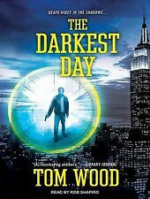 Victor the Assassin: The Darkest Day 5 by Tom Wood (2015, MP3 CD, Unabridged)