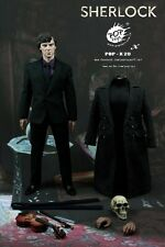 POPTOYS Style Series X20 Detective Sherlock 1/6 Figure IN STOCK