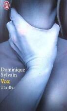 Vox Sylvain  Dominique Occasion Livre