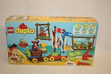 Lego Duplo Jake and the Neverland Pirates Beach Racing Building Set #10539 New