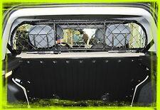 Divisorio Griglia Rete Divisoria per auto FIAT Panda 2012-, trasp. cani e bag